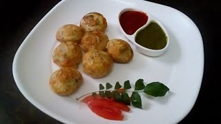 How to make Suji ke Appe Recipe/Quick snacks Recipe/tasty and easy#27