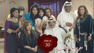 مسلسل حريم بوسلطان ـ الحلقة - 30