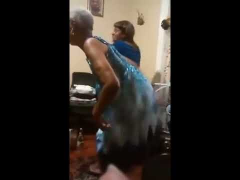 60 and 70 Year Old Ladies Getting Down Like 20 year Olds