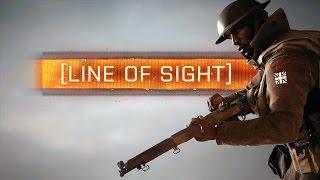 ► LINE OF SIGHT! - Battlefield 1 (New Custom Game)