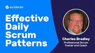 Effective Daily Scrum Patterns - Synerzip Free Webinar