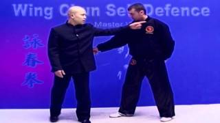 Wing Chun kung fu - Self defence Lesson 9