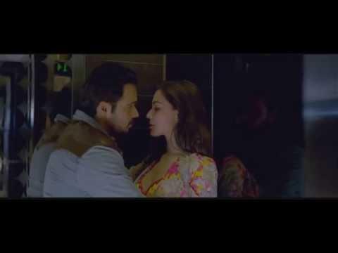 Emraan Hashmi and Humaima Malick Hottest Lip Kiss - Raja Natwarlal 2014 720p