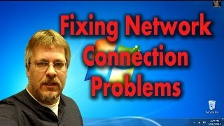 Fixing Wired and Wireless Internet Connection Problems