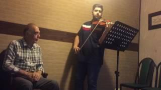 آموزش ویولن ایرانی