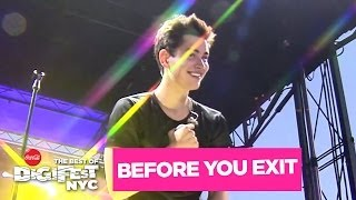 Before You Exit -