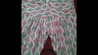 Salwar Stitching Simple and Easy method ( DIY )  PART  2