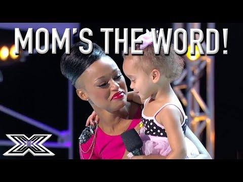 Xxx Mp4 Single Mom Paige Thomas STUNS Simon Cowell With Effortless Audition X Factor Global 3gp Sex