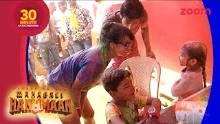 Barkha Bisht & Indraneil Sengupta's Holi Celebration With Their Daughter | Telly Top Up
