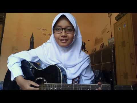 Pemujamu - Gitar Cover By Indah Fitrialita