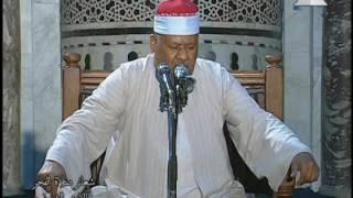 فضيلة الشيخ محمود أبو الوفا الصعيدي  في تلاوة فجر الإثنين 24 من رمضان 1438 هـ   الموافق 19 6 2017 م
