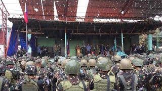 Duterte declares liberation of Marawi City