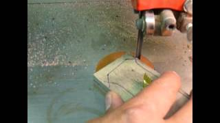 Making a Dozier handle