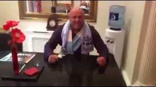 Angry Man City Fan Reacts After Wigan Win FA Cup