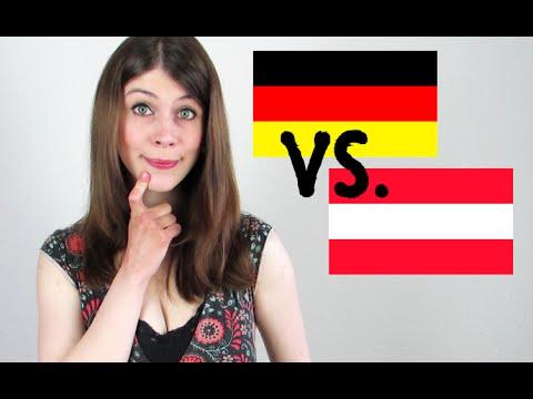 German vs. Austrian | German Speaking