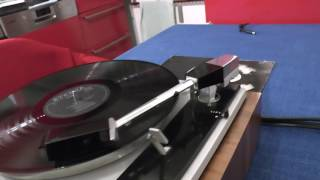 1964 PE33 Studio turntable 1963 Shure M33/7 Toscanini 1953 Dvorak 9 new world MOV 3 Vinyl LP HQ