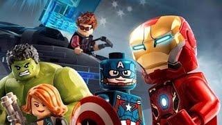 LEGO Marvel Vengadores  Pelicula Completa Español