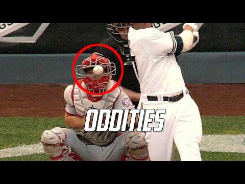 MLB Oddities
