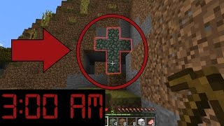 Do NOT Play Minecraft at 3:00 AM on FRIDAY THE 13TH