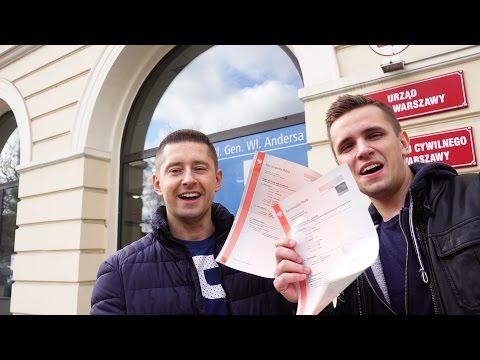 Jakub & Dawid - Droga do ślubu - cz.2: Zdobywamy dokumenty