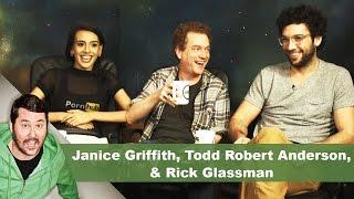Janice Griffith, Todd Robert Anderson, & Rick Glassman   Getting Doug with High