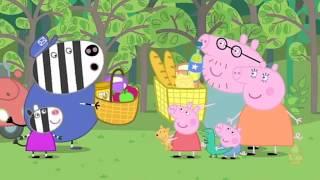 Peppa Pig Teddys Day Ou