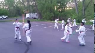 Summer 2016 bo staff practice