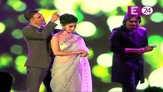 Akshay Kumar ने Gold के  premiere पर Mouni Roy के साथ किया Romantic Dance