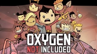 Oxygen Not Included - Ep. 1 - Agricultural Update! - Let