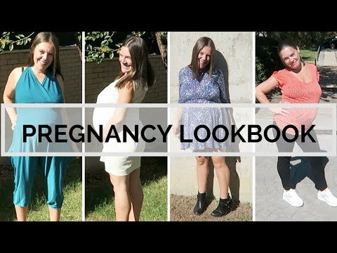 MATERNITY LOOKBOOK 2017 FOR SHORT GIRLS!