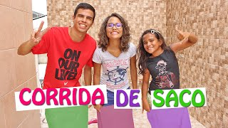 CORRIDA DE SACO! - PERGUNTE À RAFA! #10