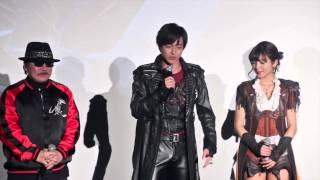 牙狼〈GARO〉-GOLDSTORM- 翔 舞台挨拶 GARO GOLDSTORM Shou Cast Screening Talk Show  Part 1
