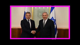 Breaking News | Netanyahu to russian defense min: iran has to know our red lines