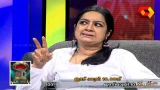 Kalpana opens up about split from her husband Anil