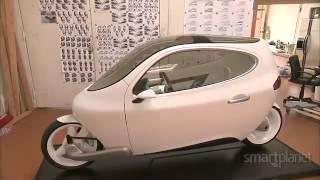 دراجة المستقبل من صنع اليابان