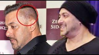 Salman Khan New Look 2016 Went Wrong, Hides Head Instead!