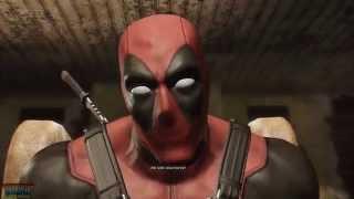 Deadpool  Película animada en español completa
