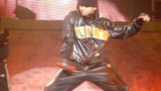 Chris Brown - Picture perfect Live at HMH Shakin his Booty HQ