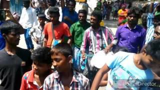 Chennai local death dance ni chindathiripet