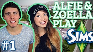 Making A Family | Sims with Zoella