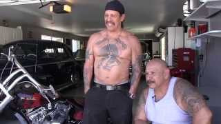 OFFICIAL VIDEO: Casa de Machete / Danny Trejo by Gina Silva and David Honl