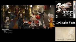 Let's Play Bravely Default #112 - Partners in Time