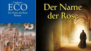 Der Name der Rose - von Umberto Eco -  Hörbuch