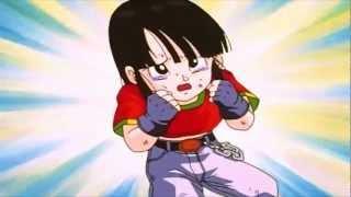 DBGT Goku vs Baby Gohan and Baby Goten HD (720p)