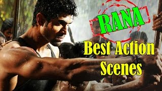 Rana Daggubati Best Action Scenes From Latest Movies B2B Videos