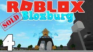 GOODBYE MY HOUSE! :( | Roblox BLOXBURG | Ep.4