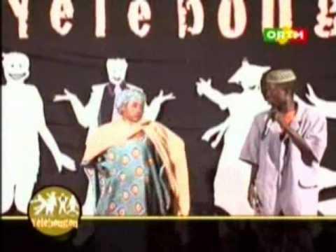 ORTM Yélébougou du 11 Décembre 2011 comédie
