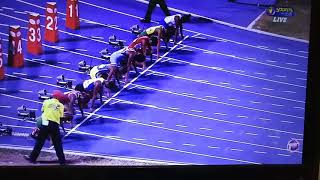 Kevona Davia vs Briana Williams vs Shelly Ann Frazer Pryce 2018