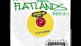 COME HERE GIRL-TO-ISIS(FLATLANDS RIDDIM PRODUCE BY MAX GLAZER FOR FEDERATION SOUND)