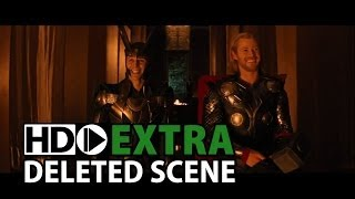 """Thor (2011) Deleted Scene """"Thor & Loki"""""""
